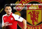 Alexis Sanchez move to Manchester United might be sealed- Arsene Wenger reveals