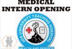Jos University Teaching Hospital (JUTH) Internship Opening 2018- Apply Here