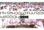 UBTH School Of Post Basic Nursing Studies Admission Form For 2019/2020 Academic Session- Apply