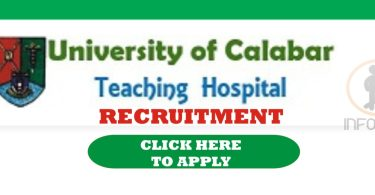 ucth recruitment