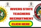 rivers state recruitment