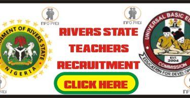 rivers state recruitment