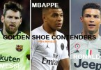 Europe Top Scorers