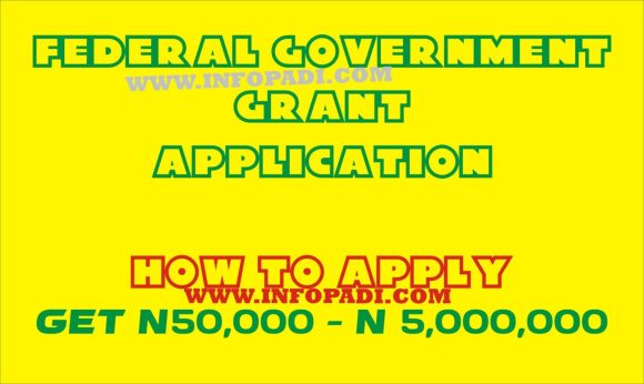 Federal Government Grant for NYSC Corp Members ...