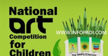 NNPC Chevron JV National Art Competition