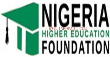 Nigeria Higher Education Foundation NHEF