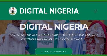 Digital Nigeria Programme 2020