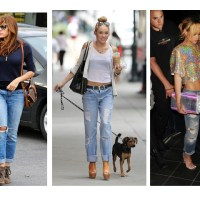 Boyfriend Jeans: estilo desenfadado sin zona horaria