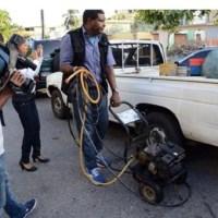 Plan de Contingencia: Lavaderos de vehículos informales clausurados