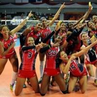 Selección Voleibol dominicana fuera de Juegos Olímpicos Río 2016