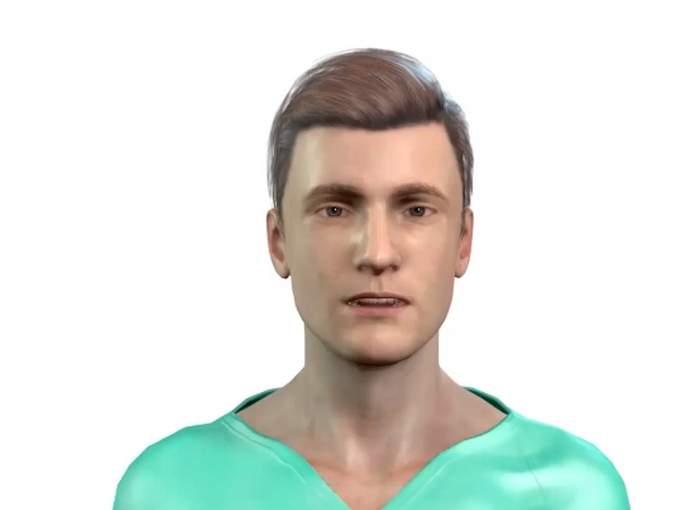 Pedro enfermeiro virtual Coronabr coronavírus