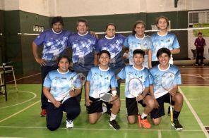 001 juegos correntinos badminton equipo de Tabay