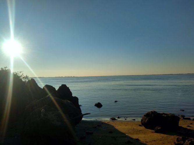 No se espera repunte de los ríos Paraná y Uruguay
