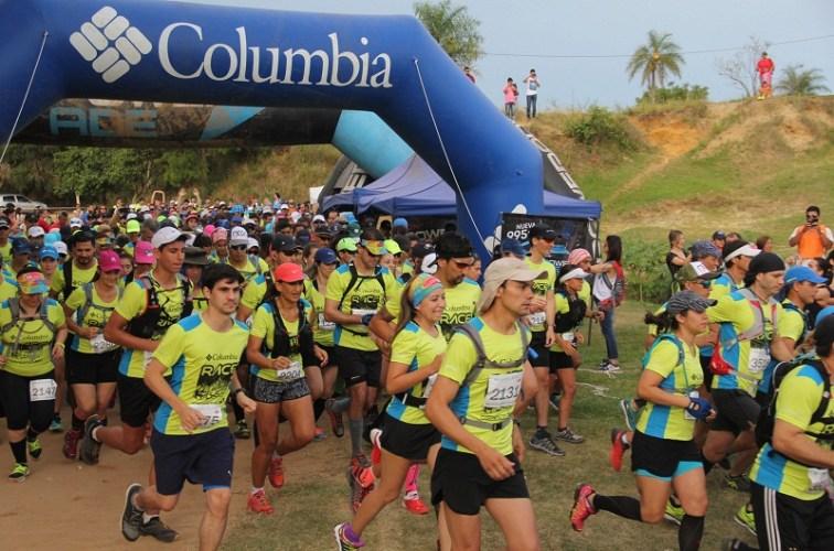 Se corre en Empedrado la Corrientes Race Columbia