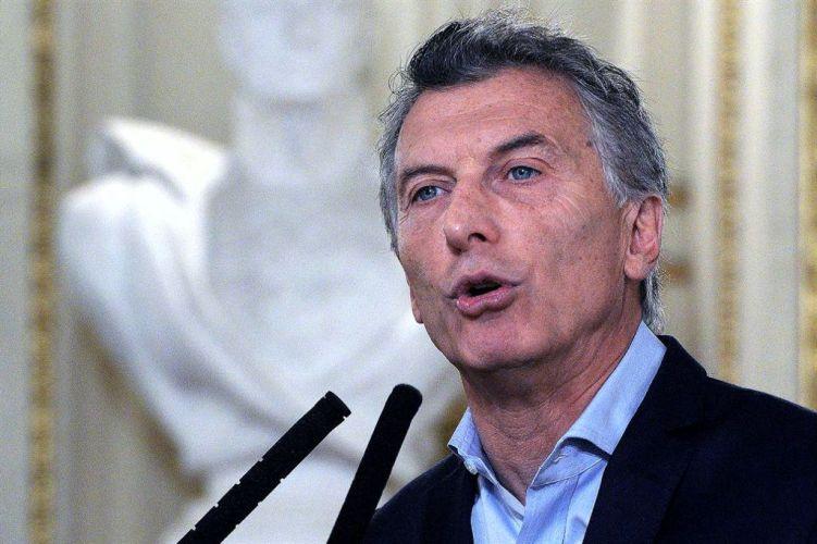 Mauricio Macri anuncia medidas y cambios en el Gabinete