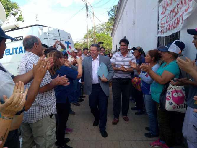 Osnaghi defendió su gestión ante los concejales
