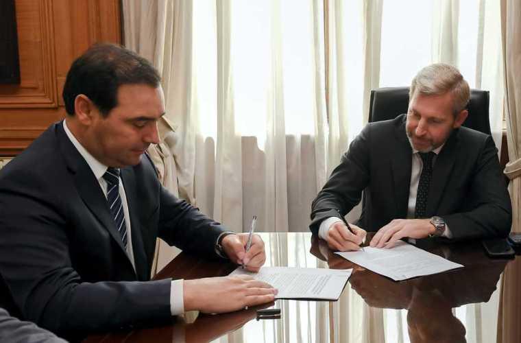 El Gobernador Valdés obtuvo financiamiento nacional
