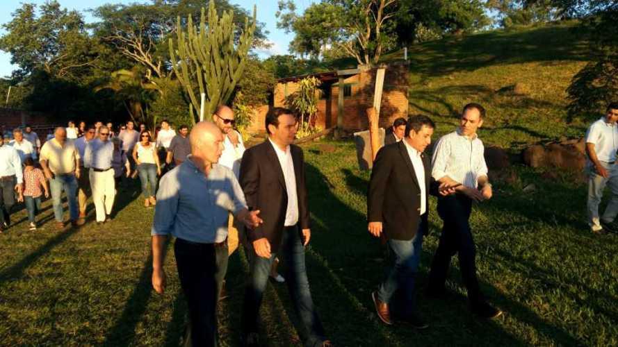 El gobernador Valdés encabezó el lanzamiento de la temporada veraniega