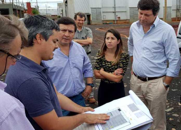 """Schiavi: """"Nos acercamos a los industriales para conocer la situación de cada firma"""""""