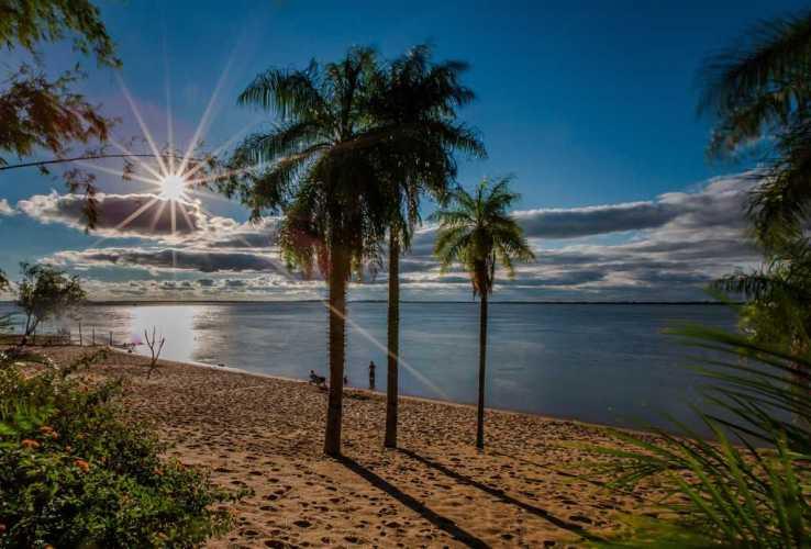 Transporte de pasajeros entre Corrientes y Paso de la Patria (actualizado)