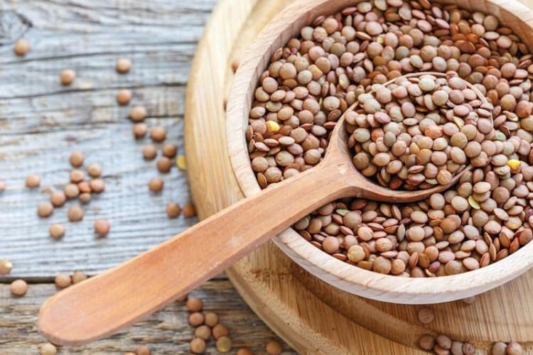 Lentejas: propiedades, beneficios y valor nutricional.