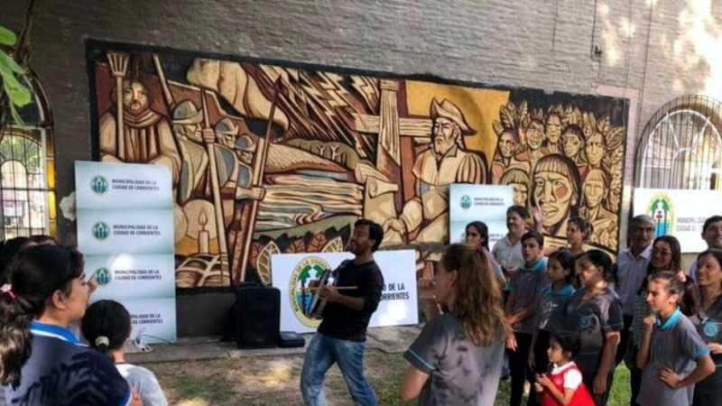 """La UNNE suma propuestas culturales para """"Mes de Corrientes"""""""