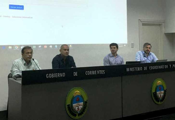 La Provincia avanza en la implementación del Sistema Integrado Informático de Salud