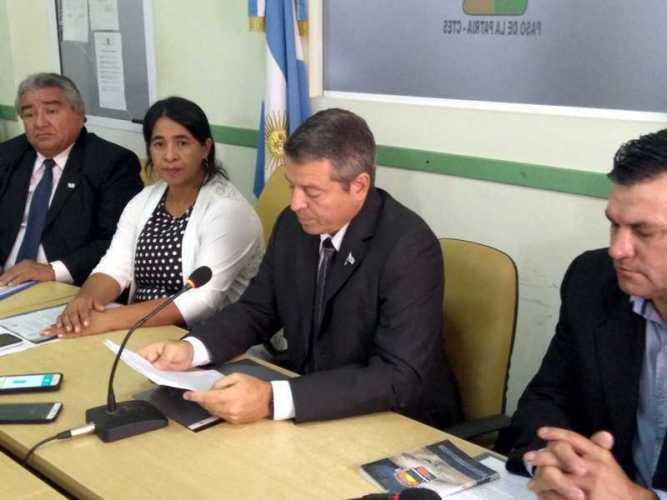 Sesiones ordinarias del Concejo Deliberante Paso de la Patria