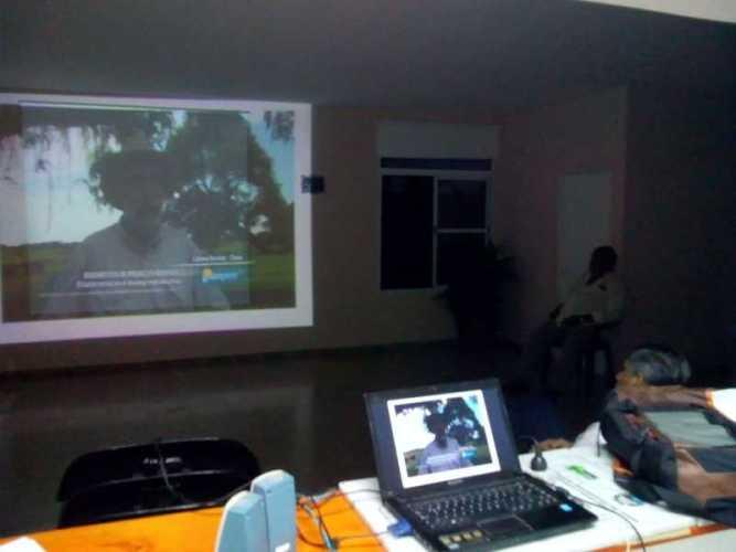 Promueven nueva tecnología con el Grupo Ñande Tres de Abril