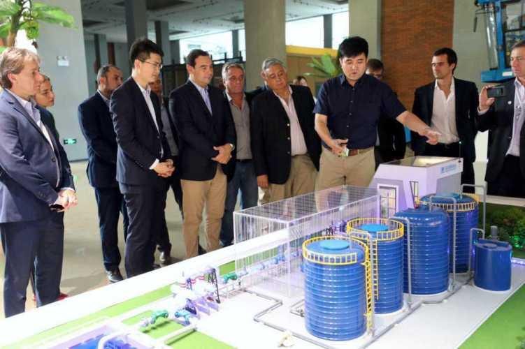 Valdés brindará detalles de su viaje a China