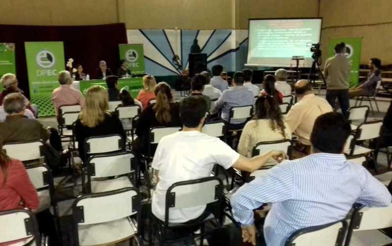 """Audiencia Pública Ambiental de la ET """"Litoral"""""""