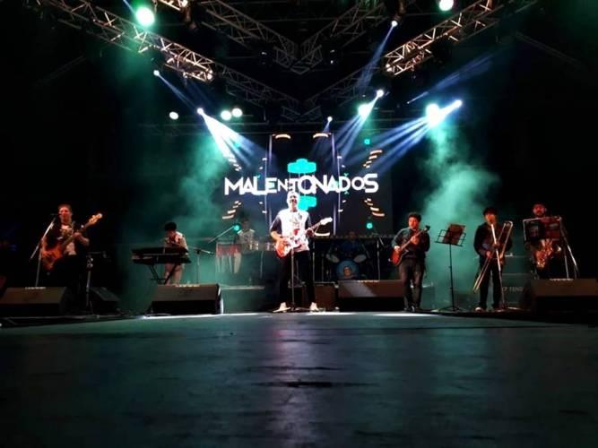 Con las bandas locales se completó la grilla del Taragüí Rock 2019