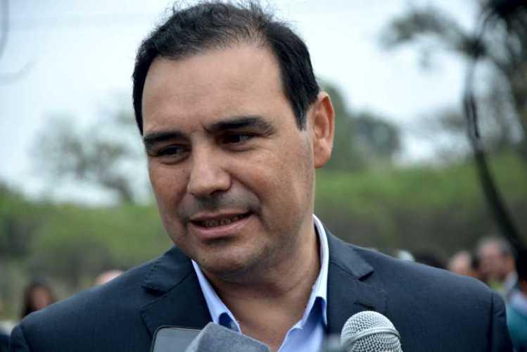 Valdés encabezó la XXXV Fiesta Provincial del Agricultor