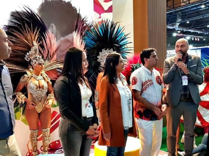 Corrientes presenta sus productos turísticos en la FIT