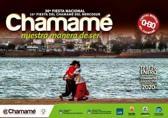Corrientes invita al país a la 30° Fiesta Nacional del Chamamé