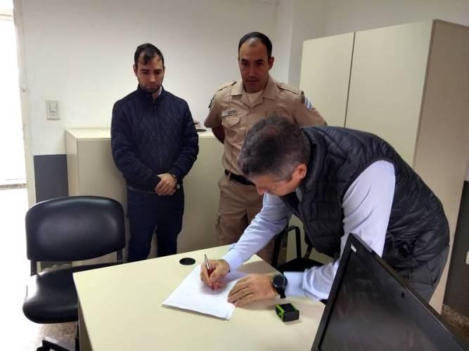 """Reunión de coordinación """"Operativo Elecciones"""""""
