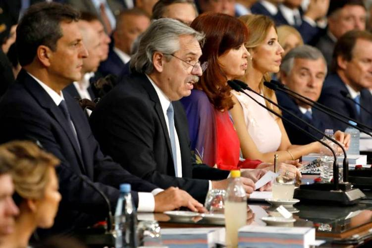 El plan de reforma judicial de Fernández