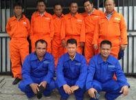 Crew rating MV Nord leader 2017