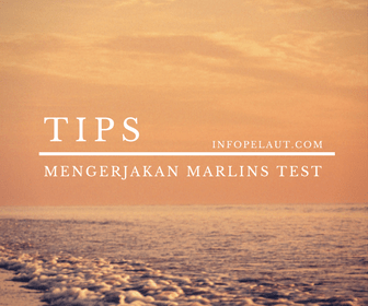 Tips Mengerjakan Marlinstest - infopelaut.com