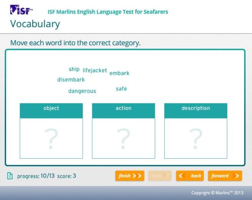 Tips Vocabulary Marlins Test Kategori kata