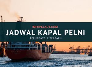 Jadwal Kapal Pelni 2019