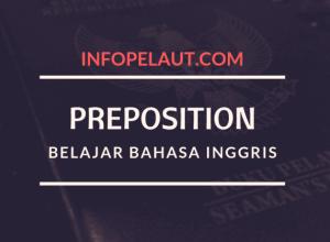 Preposition adalah