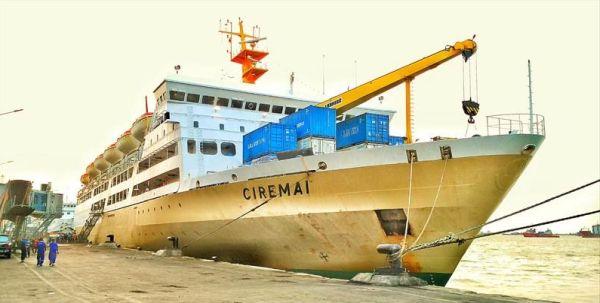 Jadwal Kapal Ciremai