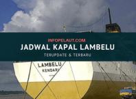 Jadwal Kapal Pelni Lambelu