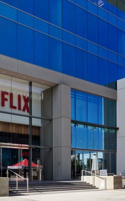What movie production offerings could Netflix have in the future?