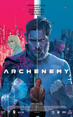 Archenemy, by Adam Egypt Mortimer – Review