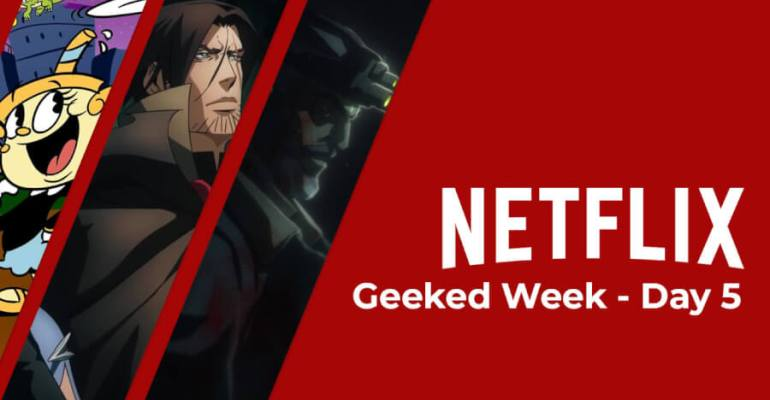 """Netflix """"Geeked Week"""": Day 5 summary; The Witcher, Castlevania, Resident"""