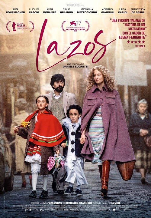 Lazos, film directed by Daniele Luchetti – Review