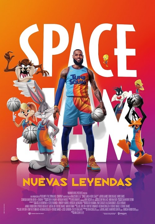 Space Jam: New Legends, by Malcolm D. Lee – Review