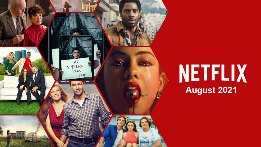 What will come to Netflix in August 2021